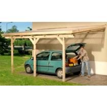 Prikker Carport Anlehn KDI 300 x 500cm
