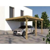 Prikker Carport Anlehn KDI 400 x 500cm